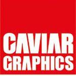Belettering Caviar Graphics